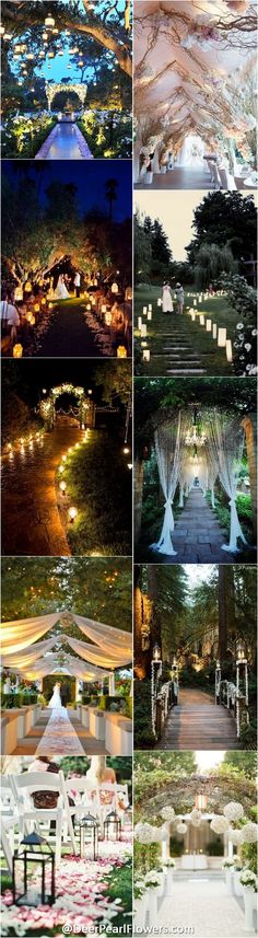 Wedding ideas / Wedding Entrance Walkway Decor Ideas / http://www.deerpearlflowers.com/wedding-entrance-walkway-decor-ideas/