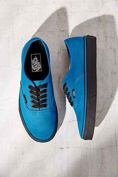 53abbf642b58 Vans Authentic Black Sole Women s Sneaker Vans Shoes Fashion