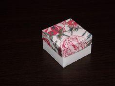 Roses favour box