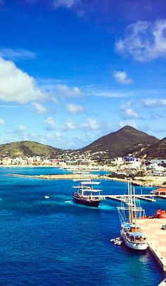 Philipsburg, St. Maarten | Bay blues. Following an informative guided tour from Philipsburg that teaches the island's history, you'll receive a complimentary cocktail to help you relax at beautiful Orient Bay Beach. Cruise with Royal Caribbean and book the St. Maarten Beach Rendezvous Tour to experience this unique excursion.