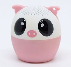 Zoogoez Mini Bluetooth Wireless Speaker - Piggy Jams