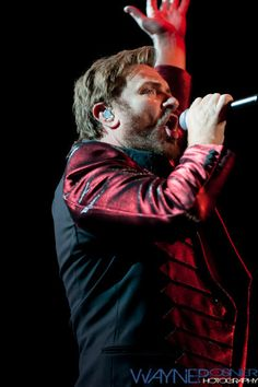 Duran Duran performs at the Joint in the Hard Rock Hotel--Las Vegas