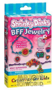 Skrinky Dink BFF Jewelry -  $5