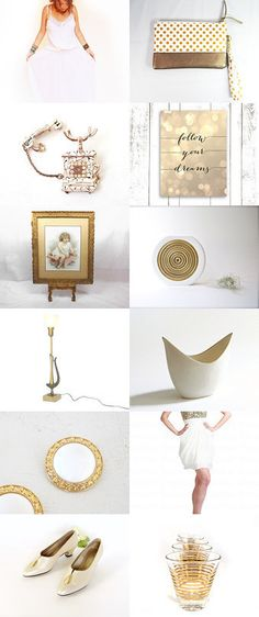 Follow Your Dreams by VintageLinens on Etsy