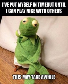 The Funniest Memes Of The Day That Are Absolutely Hilarious Pics) - Page 2 of 2 - Awed! Funny Kermit Memes, Funny Relatable Memes, Funny Jokes, Hilarious, Funniest Memes, Kermit The Frog, Cool Stuff, Funny Stuff, Twisted Humor