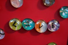more glass magnets