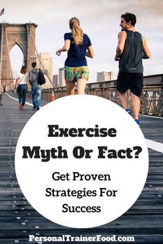 We really need to talk about an exercise myth (or two) that could be keeping your from your goals. Is An Exercise Myth Keeping You From Seeing Your Abs? @PTrainerFood