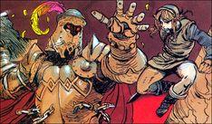 Curiosities: The Legend of Zelda Original Concept Art Katsuya Terada