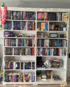 Books & Cupcakes — baileyreads:   My bookshelf