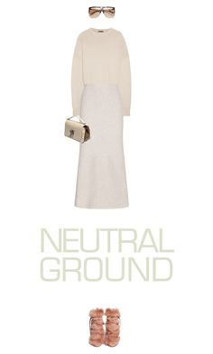 """Untitled #535"" by adaylateabuckshort ❤ liked on Polyvore featuring The Row and Gianvito Rossi"