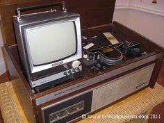 Sony tCV-2020 Videocorder