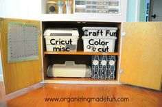 Labeling 101 - what's the big deal? | Organizing Made Fun: Labeling 101 - what's the big deal?