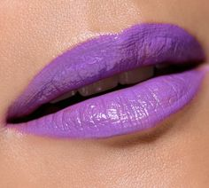 Because purple lips are awesome: OCC Cosplay Lip Tar in Belladonna Green Lips, Dark Red Lips, Purple Lips, Makeup And Beauty Blog, Beauty Products, Lip Tar, Department Store, Lip Makeup, Makeup Ideas