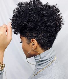 Tapered Natural Hair Cut, Natural Hair Short Cuts, Short Hair Cuts, Natural Hair Styles, Undercut Natural Hair, Hair Expo, Shaved Hair Designs, Tapered Haircut, Ethnic Hairstyles
