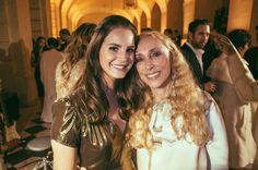 Lana and Franca Sozzani (May 23, 2014)
