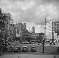 Praça da Sé. (1955)
