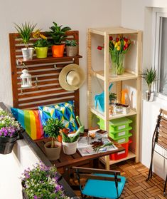 14 Ways to Make the Most of Your Tiny Apartment Balcony - Outdoor Living Ideas - Balcony Ideas, Balcony Design, Balcony Decoration, Outdoor Couch, Outdoor Living, Patio Railing, Modern Balcony, Apartment Balconies, Decorating On A Budget