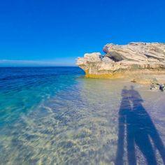 Rottnest Island WA Australia #rottnestisland #rottnest #rottnestexpress #lovers #lovethisplace #snorkeling #westernaustralia #wa #perth #Australia #ausy #shadow #heart #cute #sea #ocean #instabeach #beach #islandlife #island #sun #seaandsun #passportsandpretzels by passports_and_pretzels http://ift.tt/1L5GqLp