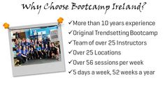 Why Choose Bootcamp Ireland?