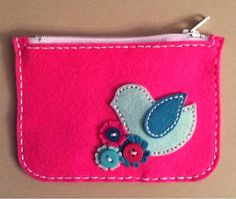 Just doin' what I LOVE: Coin purse and pencil case!!!