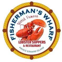 Contact Us - Fisherman's Wharf Lobster Supper, Pier 15 Restaurant & Gift Shop Restaurant Signs, Chicken Parmesan Pasta, Fisherman's Wharf, My Roots, Prince Edward Island, Suppers, Summer Travel, Seafood, Vacation