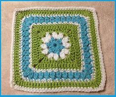 Ravelry: Cluster Flower pattern by Kris Kelln