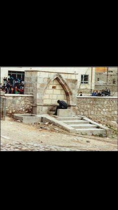 Fountain-Historic fountain-Constructive: Unknown-Year built: Unknown-Değirmenler street-Çarşı neighborhood-Bor-Niğde