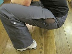 How to tell if your Lululemon pants are too tight. A properly-fitting pair of Lululemon yoga, running or fitness pants may not the pair that looks best in the dressing room. Here's how you decide whether they fit or not.