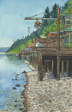 Salmon Beach
