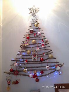 Home made Christmas tree