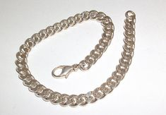 Massives Panzerarmband Armband Silber 925 Länge von Schmuckbaron