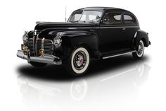 1941 Plymouth Special Deluxe Black