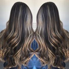 Here are some photos of the many different colors and different techniques that are offered here at Lulu Salon! Call now to book your appointment 5759141948