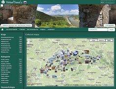 VIRTUAL TRAVEL.SK - virtuálne cestovanie po Slovensku.
