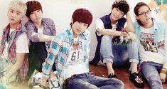 B1A4 Jinyoung, CNU, Baro, GongChan, SanDeul