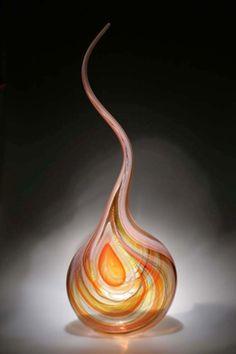 Blown Glass art by MarnaMarie