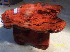 redgum coffee table - beautiful!