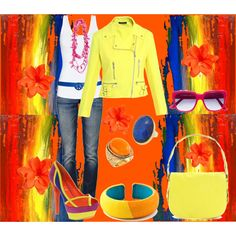 """""""Bright Spring Colors"""" by missyfer88 on Polyvore"""
