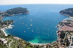 Villefranche Bay, France