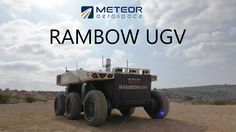 RAMBOW UGV -