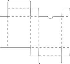 Mel Stampz: New Popcorn Box template set (pretty stamp room storage ...