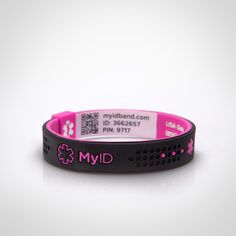 MyID Sport - The Perfect ID Bracelet For Kids & Athlete Safety