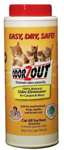 Cat All Surface Cat Odor Eliminator 30ounces -- This is an Amazon Affiliate link. Check out this great product.