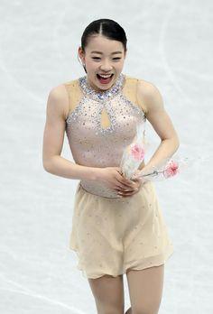 紀平梨花、ロシア勢に負けず ノーミス自己新で4位 , フィギュア  日刊スポーツ