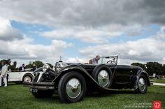 1928 Mercedes-Benz 680S Saoutchik