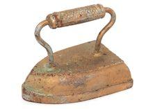 Antique Geneva Sad Iron Flat Iron Number 9 Late by tenpennygray, $33.50