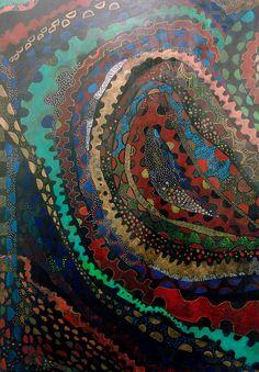 Snake Skin by Fumiko Toda,