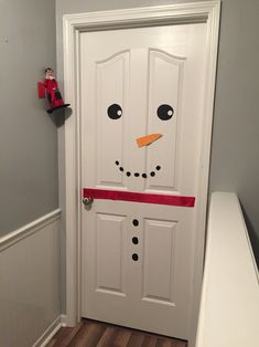 Elf on the shelf Do you want to build a snowman