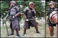 Protecteur des Monsegan - Monsegan's guardian by ArtisansdAzure.deviantart.com on @deviantART