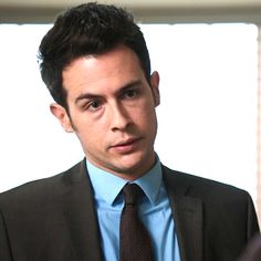 FBI Special Agent James Aubrey (Bones) I didn't really want to like Sweets' replacement, but I do.